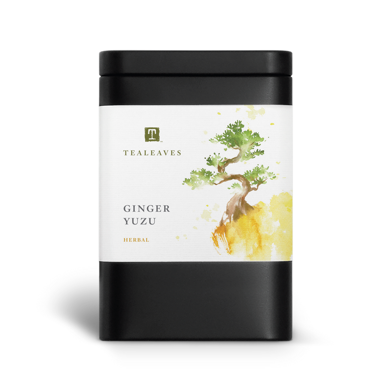 Ginger Yuzu Loose Leaf tea