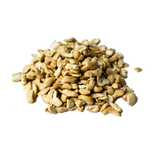 Natural Raw Cashew Pieces - HAMA Organics