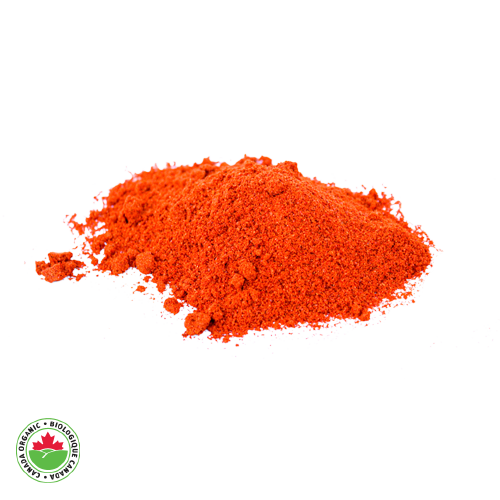 Organic Spicy Chili Powder - HAMA Organics