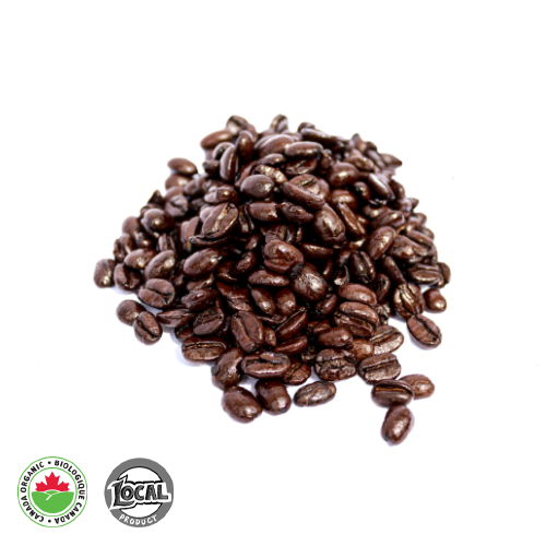 Gulf Islands Organic Desolation Dark Roast Beans