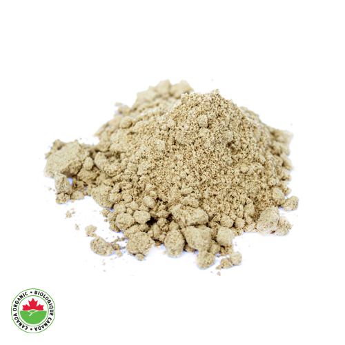 Organic Ginger Root Powder - HAMA Organics