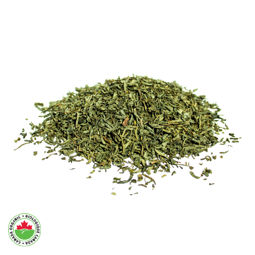 Organic Whole Leaf Green Tea - HAMA Organics