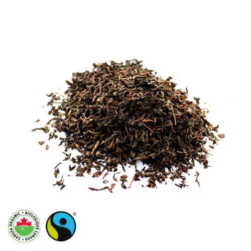 Organic Fairtrade Indian Black Tea - HAMA Organics