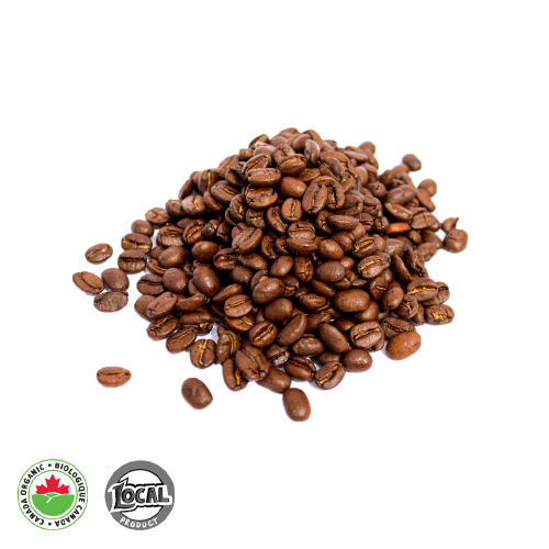 Gulf Islands Organic Montague Medium Roast Beans