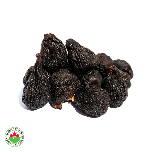 Organic Black Mission Figs - HAMA Organics