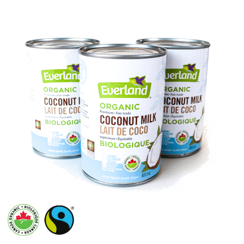 Organic Coconut Milk - 400ml Can - HAMA Organics