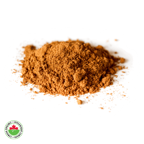 Organic Ground Cinnamon Pile - HAMA Organics