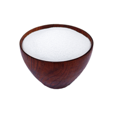 Load image into Gallery viewer, Natural Pure Sea Salt in a teak bowl - HAMA Organics
