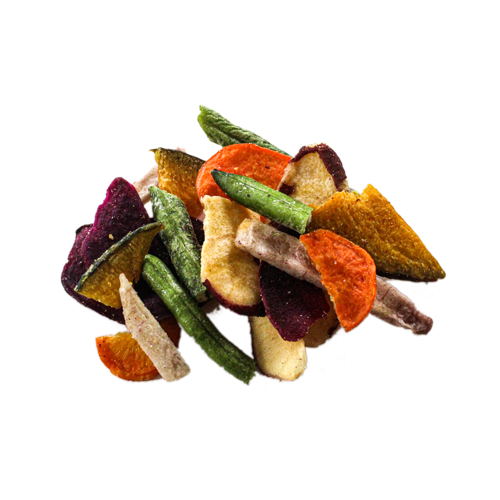 Natural Lightly Salted Veggie Chips - HAMA Organics