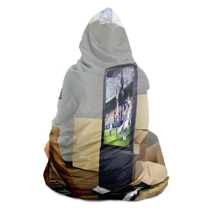 Priorities Hooded Blanket