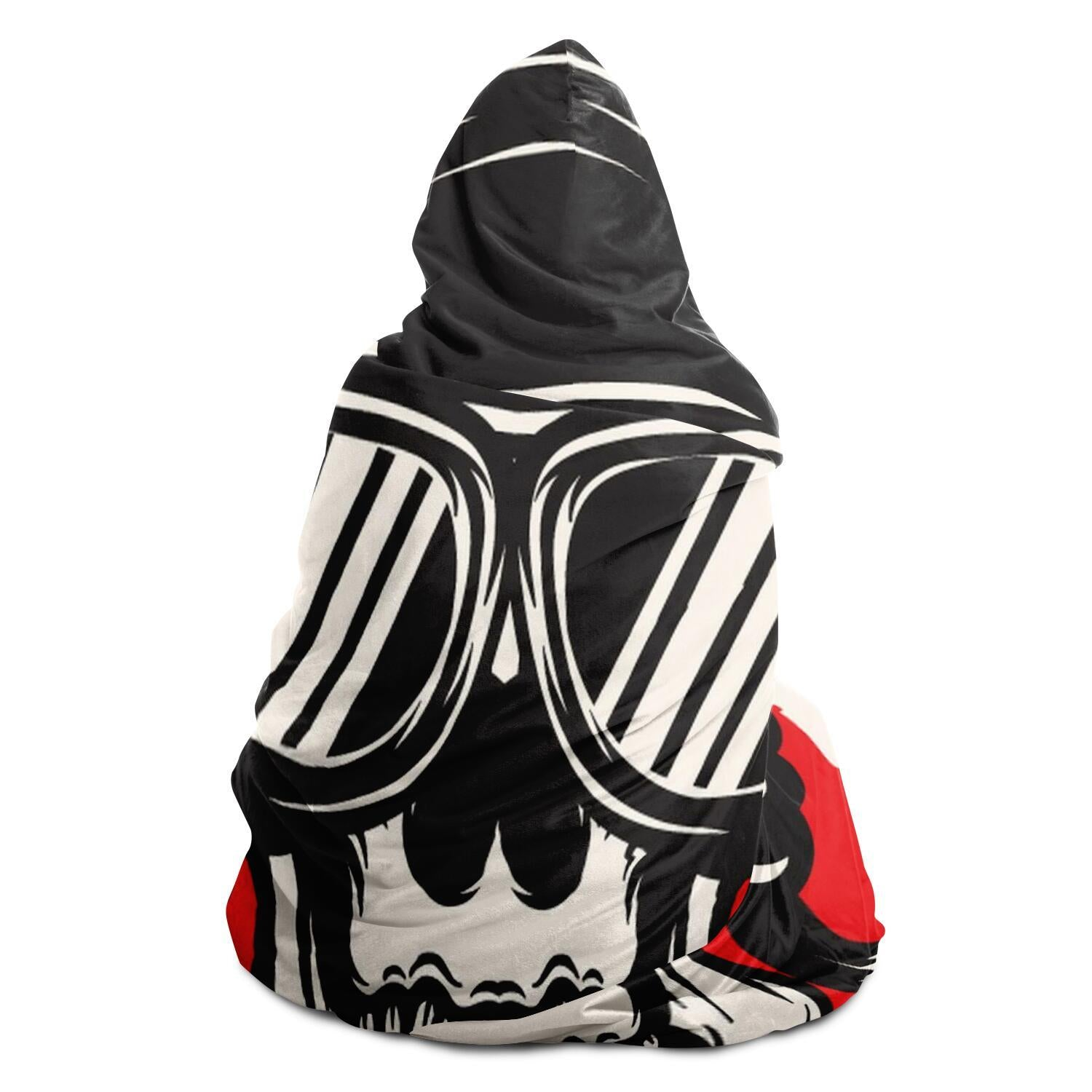 Kamikaze Hooded Blanket