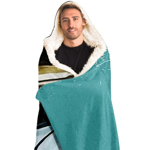 The Escape Hooded Blanket