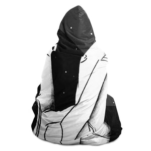 Fallen Hooded Blanket