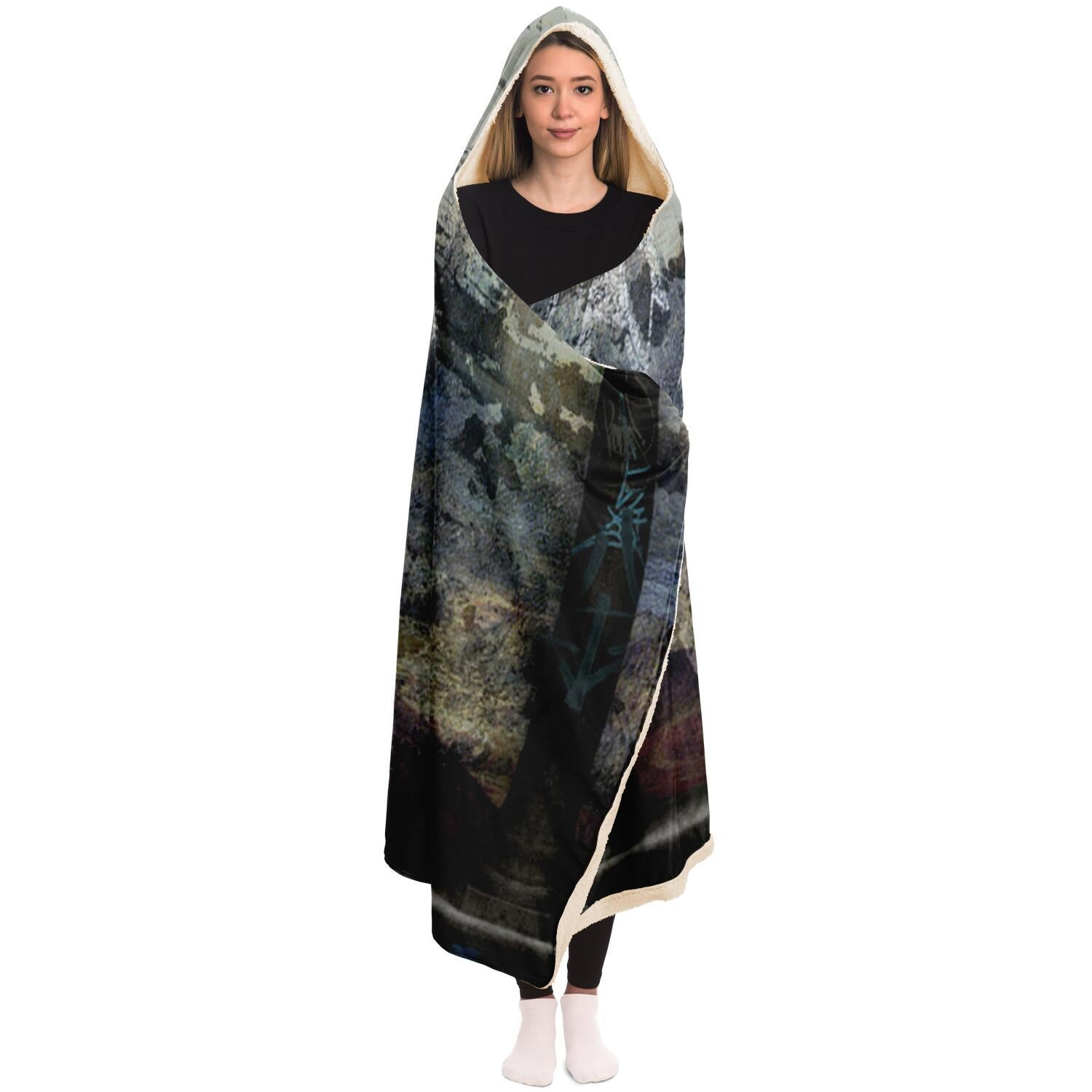 Gioconda Hooded Blanket