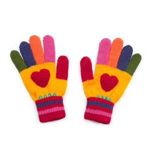 Hearts Gloves