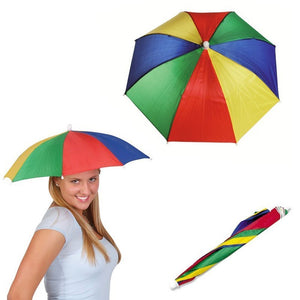 The Umbrella Hat - A Festival Essential?