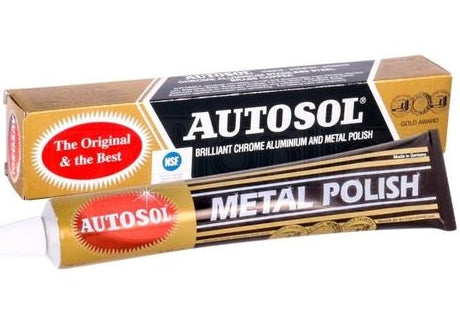Autosol Original Paste - 75ml Tube