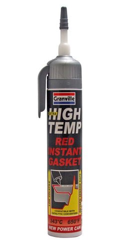 Granville XHT Instant Gasket - Red - 200ml