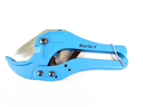Bluespot 42mm Ratchet PVC Pipe Cutter
