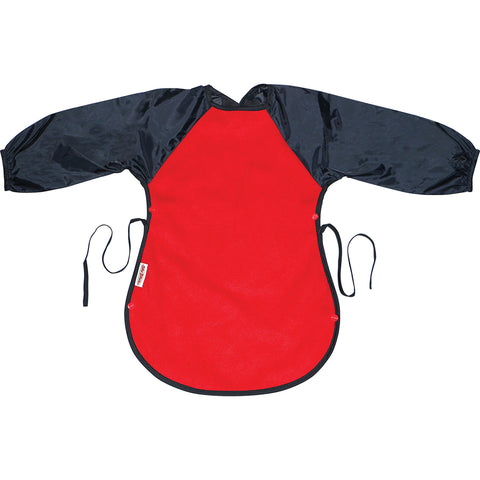 Silly Billyz Messy Eater Fleece Toddler Bib - 6 Colours