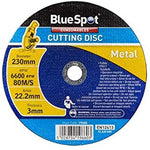 "Bluespot 9"" 230mm Cutting Disc"