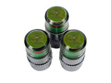 Tyre Pressure Monitor Caps Indicators (4PK)