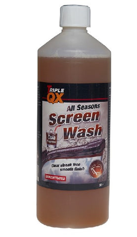 All Season Screenwash (Cola Fragrance) - 1 Litre