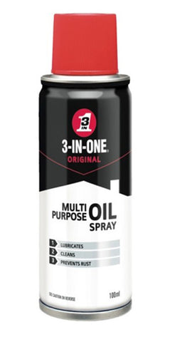 3 in 1 Multipurpose Oil Spray - 100ml