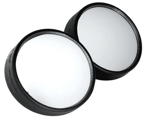 2pc Blind Spot Driving Mirrors Self Adhesive