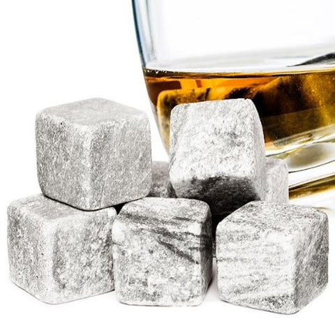 Whiskey Stones 9pc