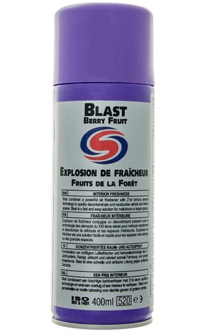 Autosmart Silicone Spray - Berry Fruit - 400ml