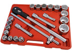 Neilsen 22pc Socket Set - 3/4in.Dr