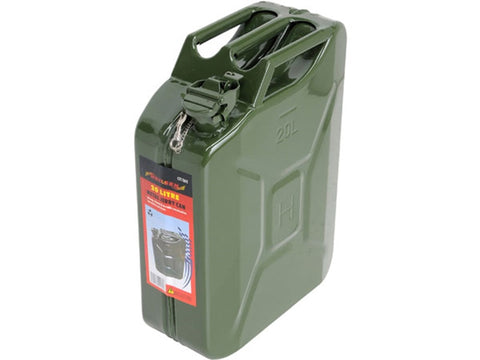 Neilsen Metal Jerry Can - 20 Litres