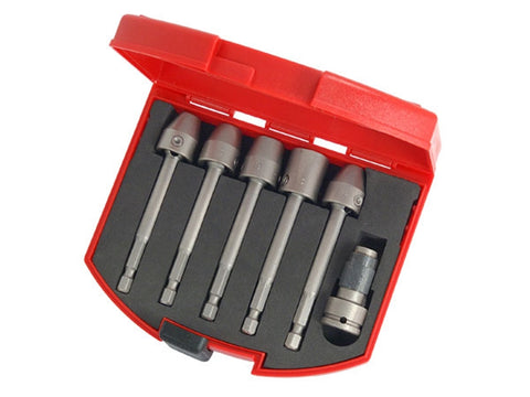 Neilsen 6 piece Wobble End Bit Driver