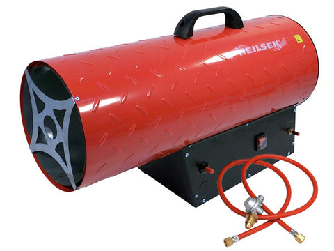 Neilsen 50Kw LPG Portable Space Heater