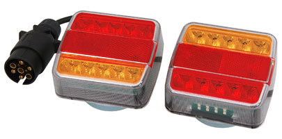 Neilsen Trailer Light Set - LED Magnetic