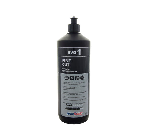 Autosmart Evo 1 Fine Finishing Compound - 1 Litre