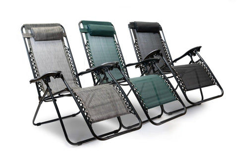 Sun Loungers (Zero Gravity Chairs)