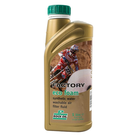 Rock Oil Eco Factory Foam Oil 1 Litre