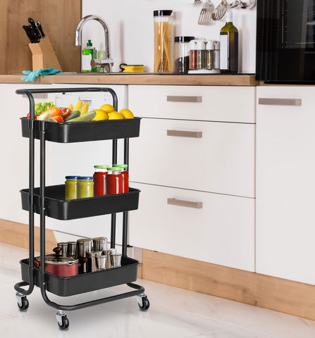 Storage Trolley - 3 Tier