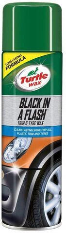 Turtle Wax Back in a Flash Trim & Tyre Wax