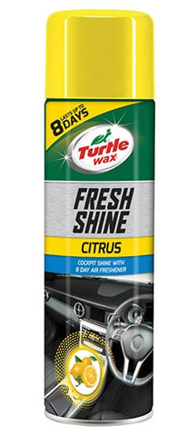 Turtle Wax Fresh Shine Cockpit Shine Citrus - 500ml