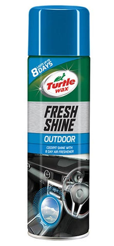 Turtle Wax Fresh Shine Cockpit Shine Outdoor - 500ml
