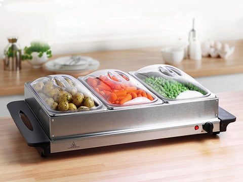 Hot Food Buffet Server 1.3L or 2.4L