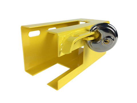 Trailer Caravan Hitch Lock Security Pad Lock