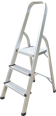 Hyfive Aluminium 3 Step Ladder Lightweight
