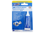 V-Tech Threadlocker Blue Medium Strength - 6ml