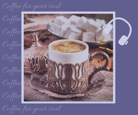 Coffee for your Soul in Audio format - English