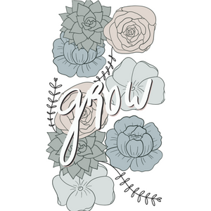Grow iPhone background