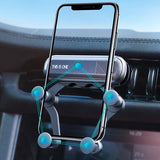 Support iPhone X Voiture Ventilation